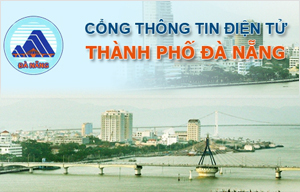 Cổng thông tin điện tử TP Đà Nẵng